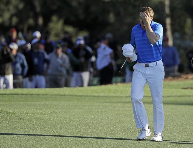 My advice to Jordan Spieth: How to bounce back after disaster