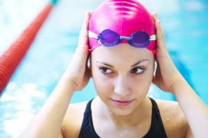 how to set goals, build confidence, have more fun swimming