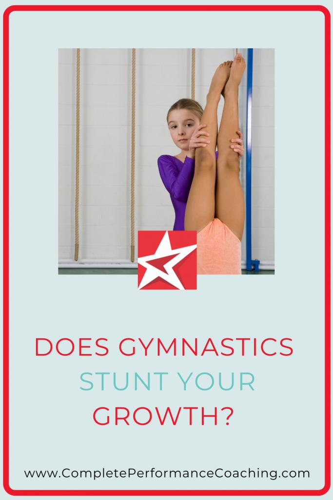 Does Gymnastics Stunt Growth