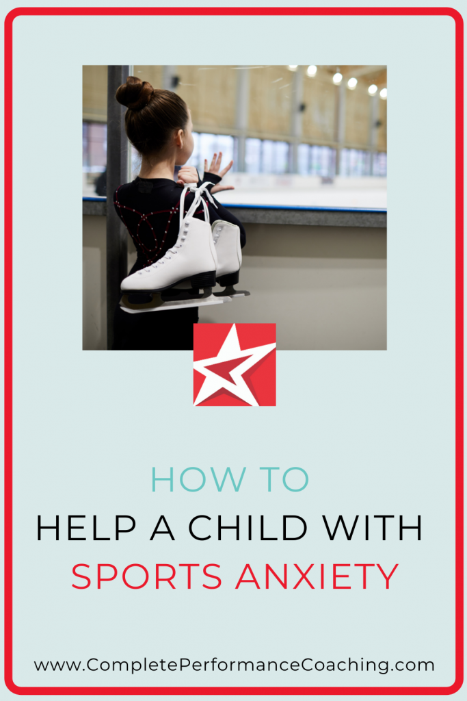 How to Help a Child with Sports Anxiety