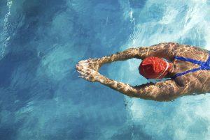 Fear of failure swimming