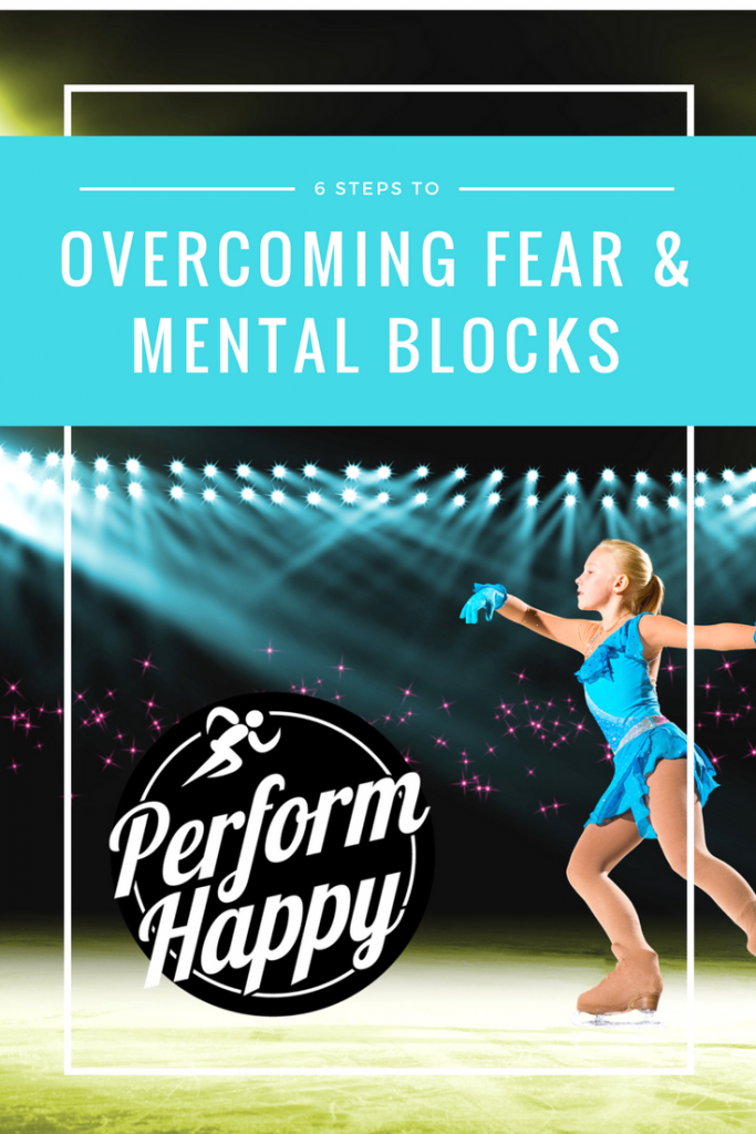 overcome fears and mental blocks in sport