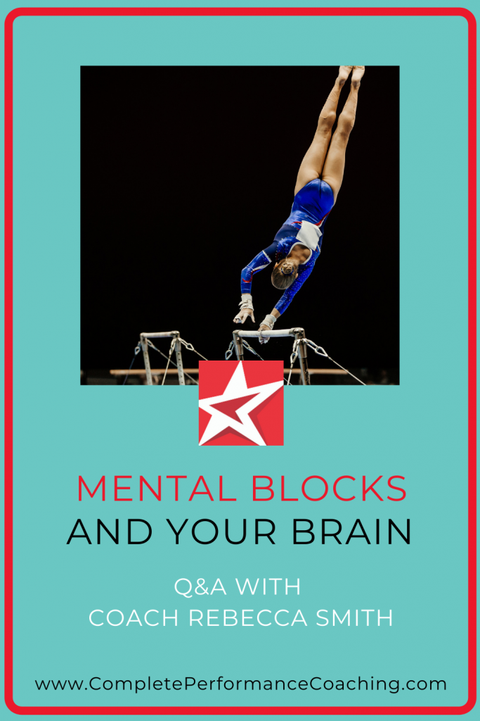 Mental Blocks and Your Brain   Complete Performance Coaching