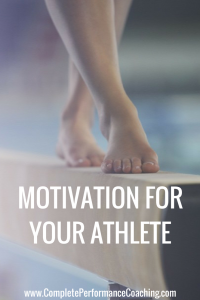 Motivation for Your Athlete | Q&A with Coach Rebecca