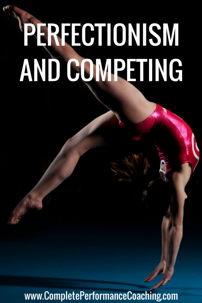 Perfectionism and Competing | Q&A with Coach Rebecca