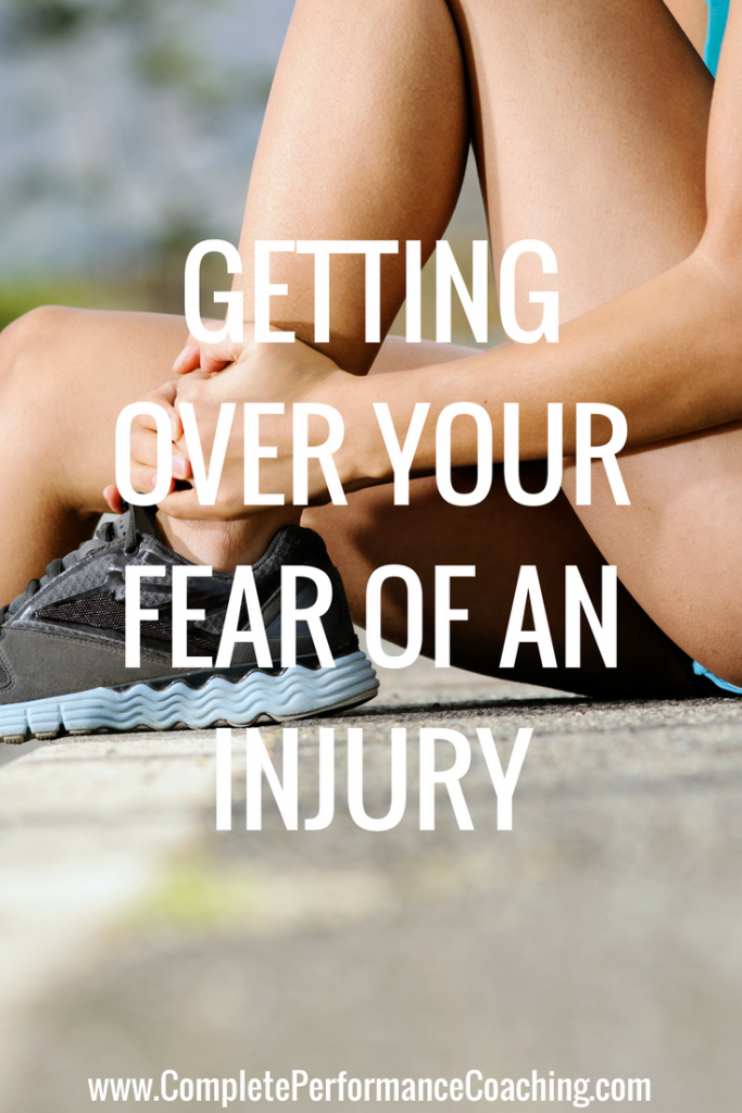 Getting Over Your Fear of an Injury | Q&A with Coach Diana