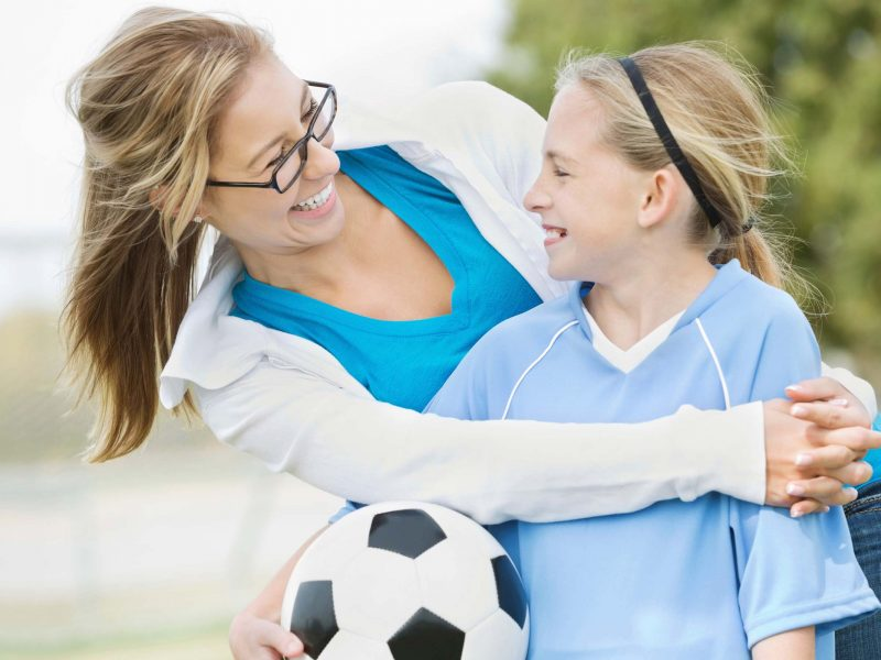 Tips for the Sports Parent | Q&A with Coach Rebecca