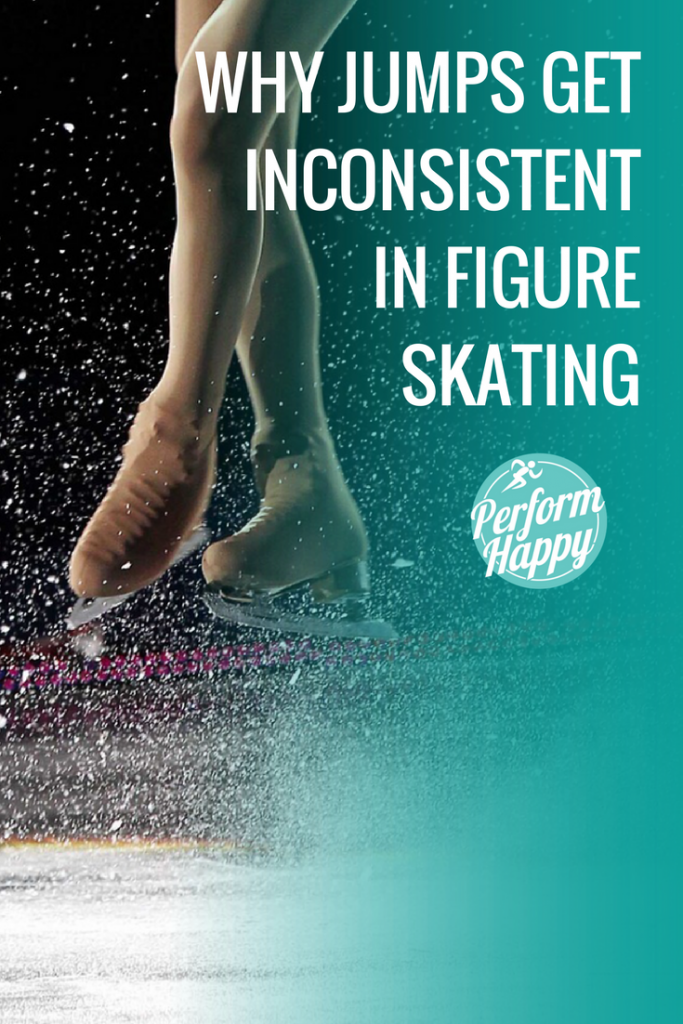 Why Jumps Get Inconsistent in Figure Skating