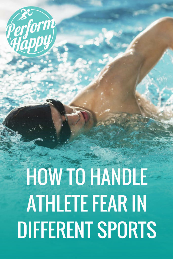 How to Handle Athlete Fear in Different Sports