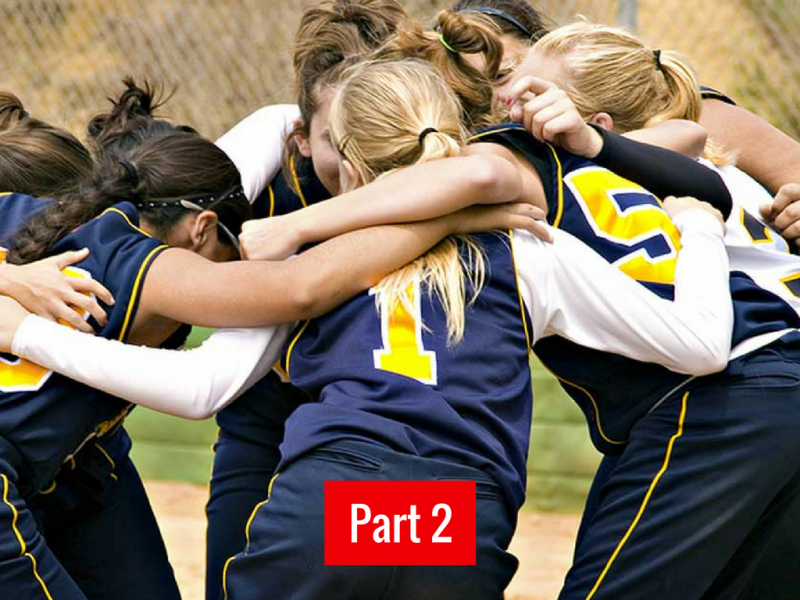 FUNdamental's in Grade School Athletes: Skills Acquisition | Part 2