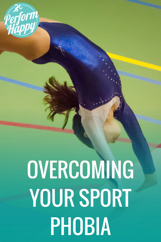 Overcoming Your Sport Phobia