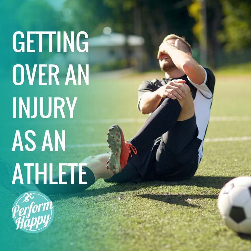 Getting Over an Injury as an Athlete