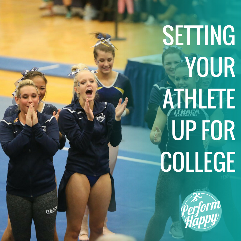 Setting Your Athlete Up for College