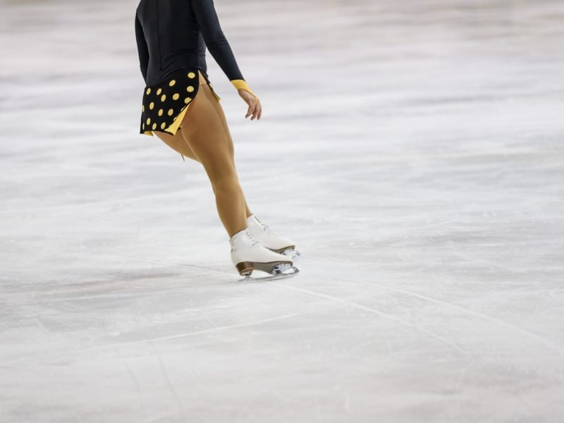 Why Figure Skaters Pop