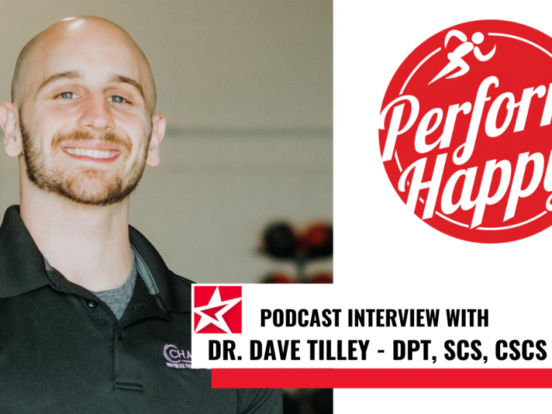 Podcast Interview with Dr. Dave Tilley