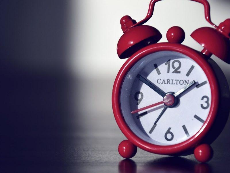 Nervous November: Not Enough Time