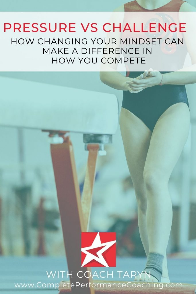 How Changing Your Mindset Can Make A Difference in How You Compete
