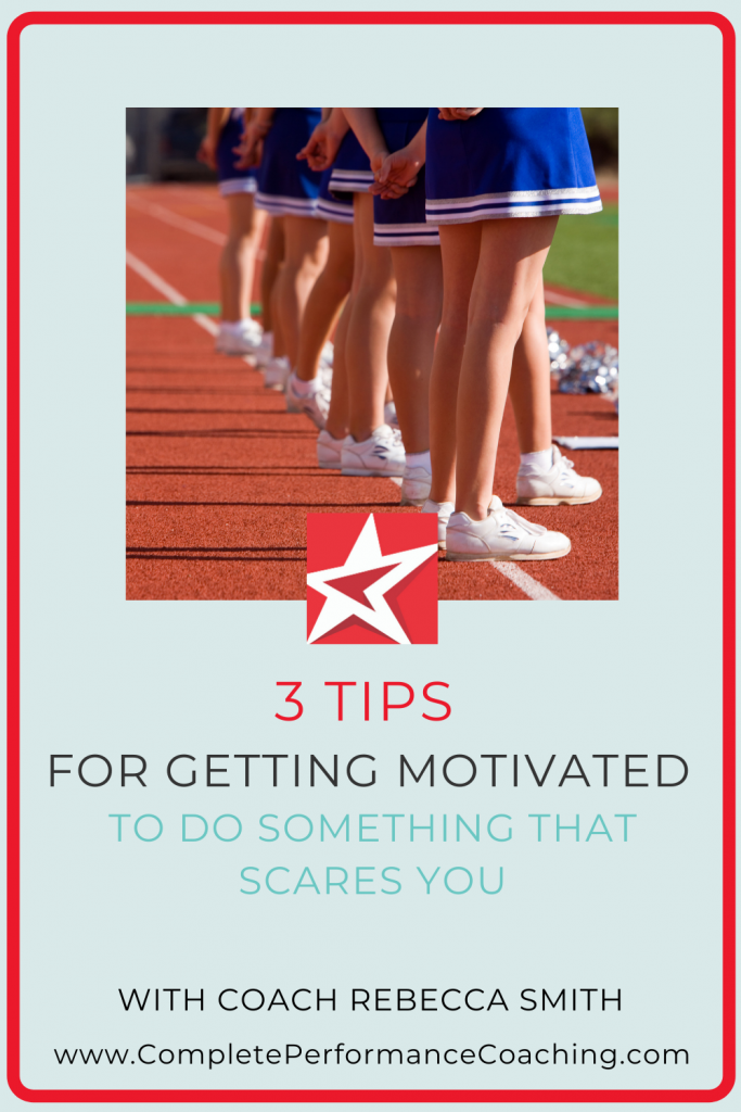 3 Tips for Getting Motivated