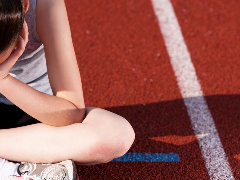 Handling a Setback in Sport