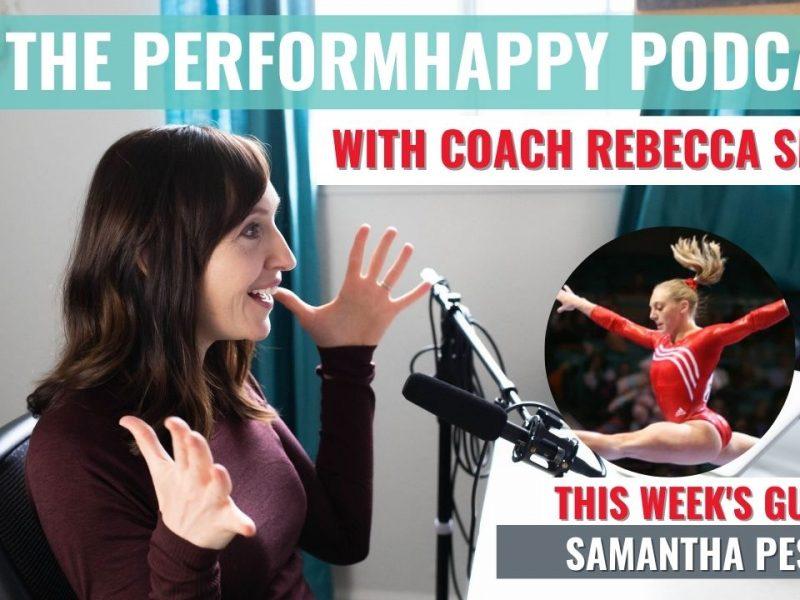 Interview with Olympic Gymnast Samantha Peszek