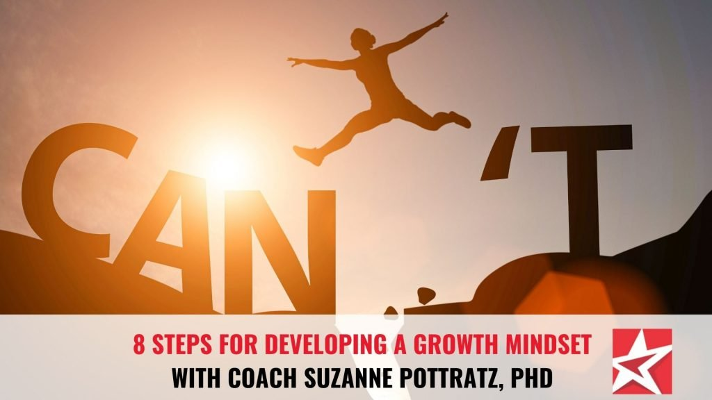 8 Steps For Developing a Growth Mindset